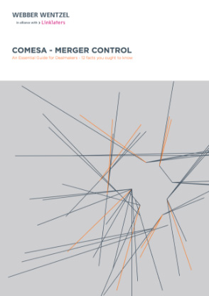 COMESA Merger Control – An Essential Guide for Dealmakers (Jan 2014)